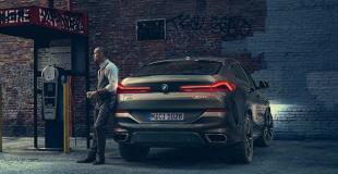 Leasing BMW X6 en LOA ou LLD