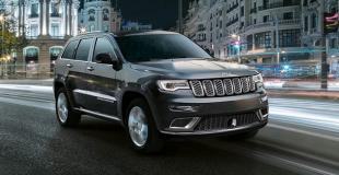 Leasing Jeep Grand Cherokee en LOA ou LLD