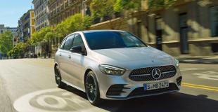 Leasing Mercedes Classe B en LOA ou LLD