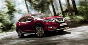 Leasing Nissan X-Trail en LOA ou LLD