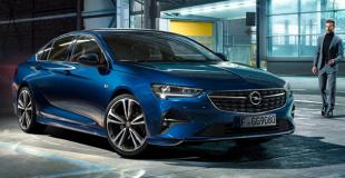 Leasing Opel Insignia en LOA ou LLD