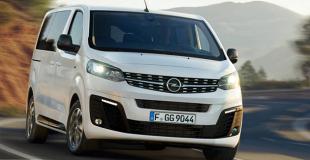 Leasing Opel Zafira Life en LOA ou LLD