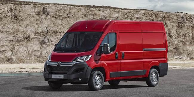 Leasing Citroën Jumper en LOA ou LLD