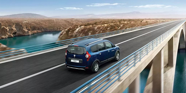 Leasing Dacia Lodgy en LOA ou LLD