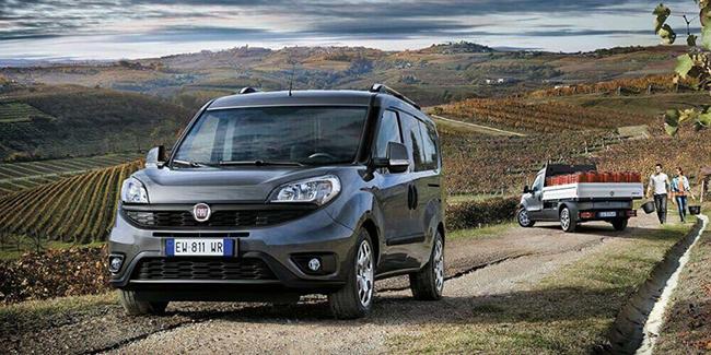 Leasing Fiat Doblo en LOA ou LLD