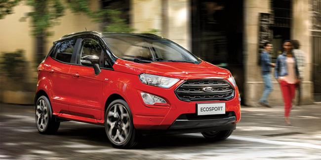 Leasing Ford EcoSport en LOA ou LLD