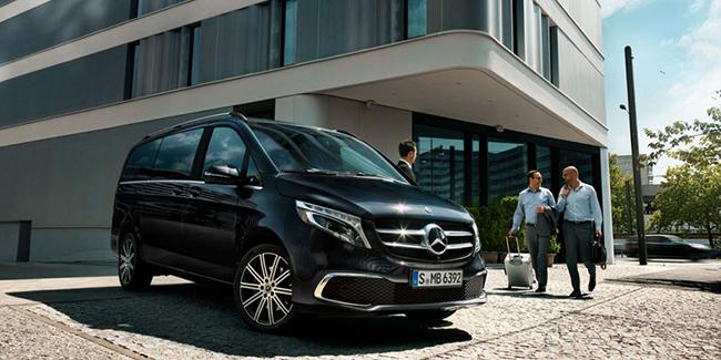 Leasing Mercedes Classe V en LOA ou LLD