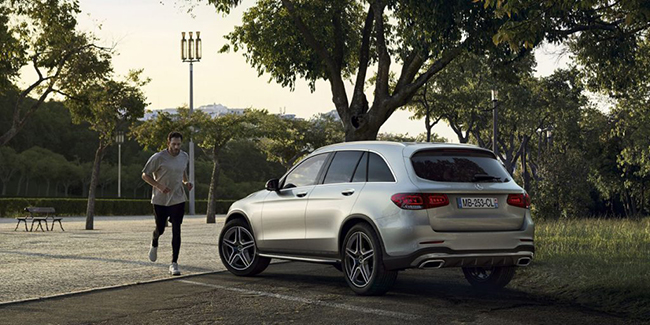 Leasing Mercedes GLC en LOA ou LLD
