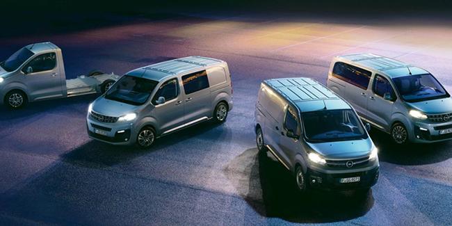 Leasing Opel Vivaro en LOA ou LLD