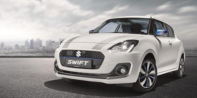 Leasing Suzuki Swift en LOA ou LLD