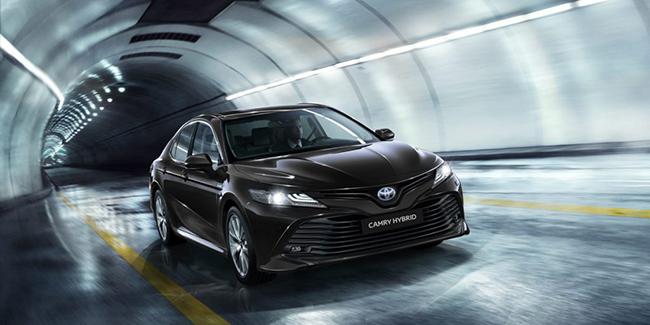 Leasing Toyota Camry en LOA ou LLD