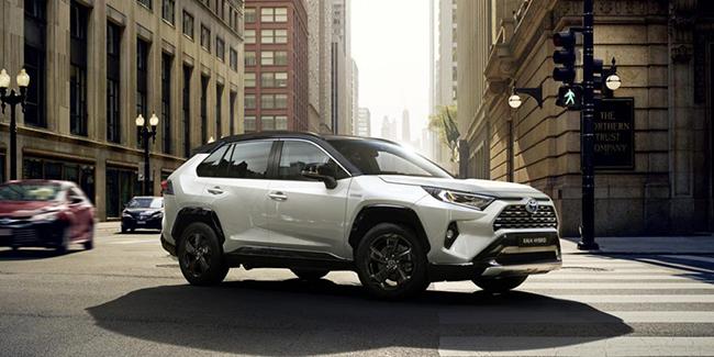Leasing Toyota RAV4 en LOA ou LLD