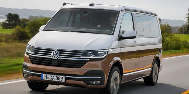 Leasing Volkswagen California en LOA ou LLD