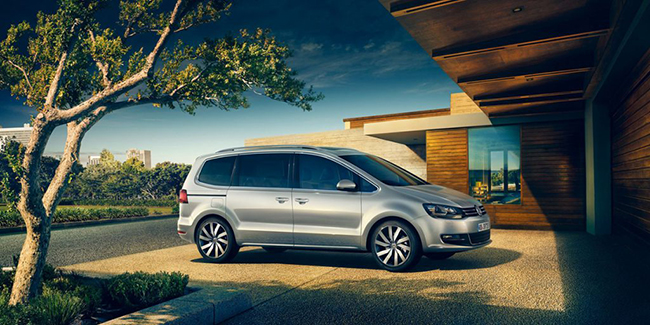 Leasing Volkswagen Sharan en LOA ou LLD