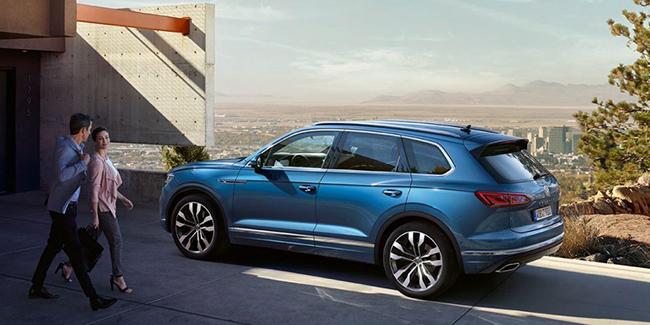 Leasing Volkswagen Touareg en LOA ou LLD