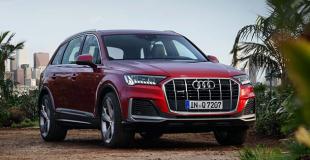 Leasing Audi Q7 en LOA ou LLD