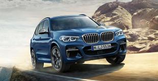 Leasing BMW X3 en LOA ou LLD