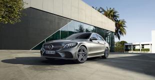 Leasing Mercedes Classe C en LOA ou LLD