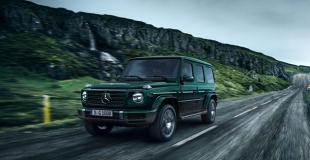 Leasing Mercedes Classe G en LOA ou LLD