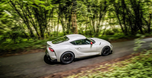 Leasing Toyota Supra en LOA ou LLD