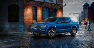 Leasing Volkswagen Amarok en LOA ou LLD