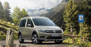 Leasing Volkswagen Caddy en LOA ou LLD