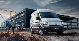 Leasing Volkswagen Crafter en LOA ou LLD