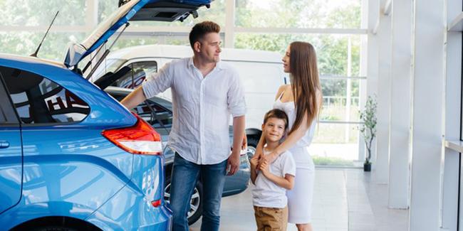 Quelle voiture familliale choisir en leasing ?