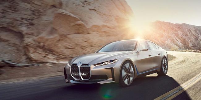 Leasing BMW i4 en LOA ou LLD : principe, avantages, devis