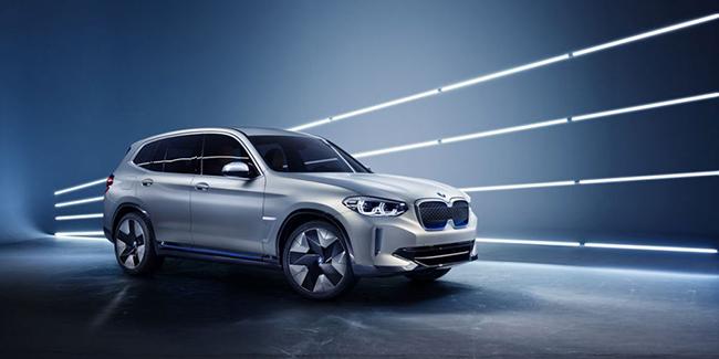 Leasing BMW iX3 en LOA ou LLD
