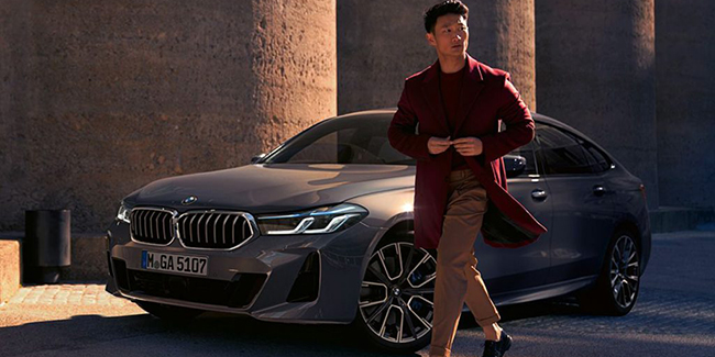 Leasing BMW Série 6 en LOA ou LLD