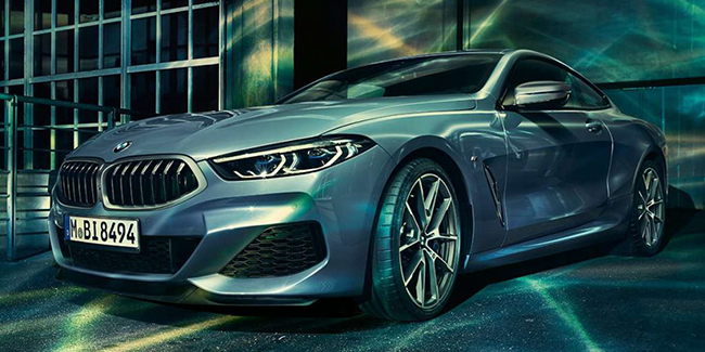 Leasing BMW Série 8 en LOA ou LLD