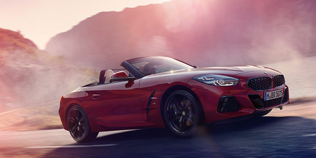Leasing BMW Z4 en LOA ou LLD