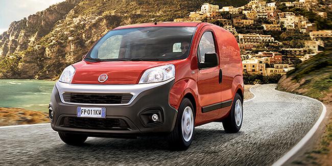 Leasing Fiat Fiorino en LOA ou LLD