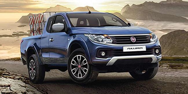 Leasing Fiat Fullback en LOA ou LLD