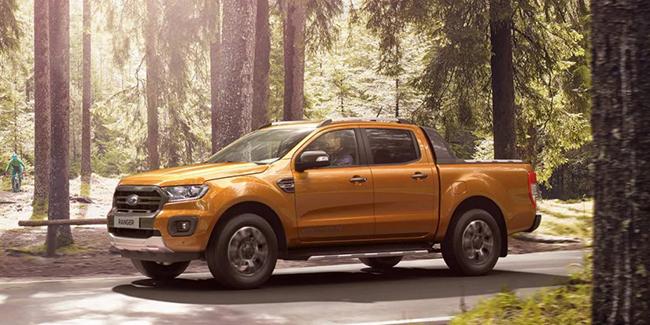 Leasing Ford Ranger en LOA ou LLD