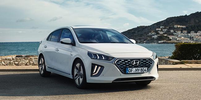 Leasing Hyundai Ioniq electric en LOA ou LLD