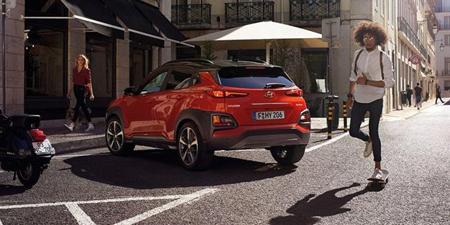 Leasing Hyundai Kona electric en LOA ou LLD