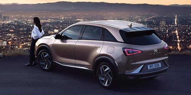 Leasing Hyundai Nexo en LOA ou LLD