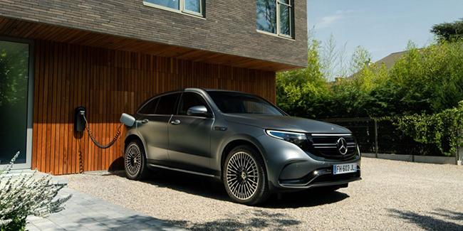 Leasing Mercedes EQC en LOA ou LLD
