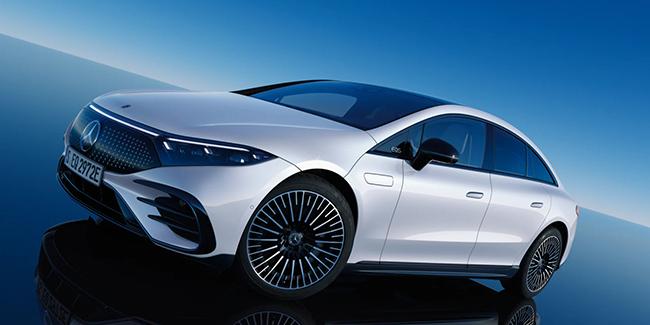 Leasing Mercedes EQS en LOA ou LLD