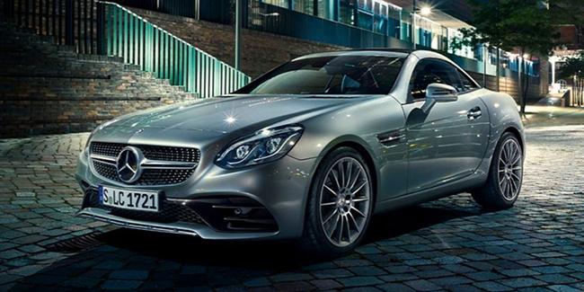 Leasing Mercedes SLC en LOA ou LLD