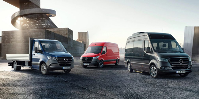 Leasing Mercedes Sprinter en LOA ou LLD
