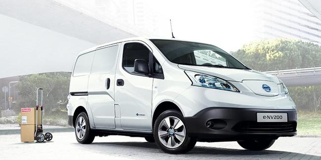 Leasing Nissan e-NV200 en LOA ou LLD