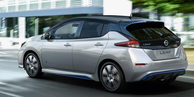 Leasing Nissan Leaf en LOA ou LLD