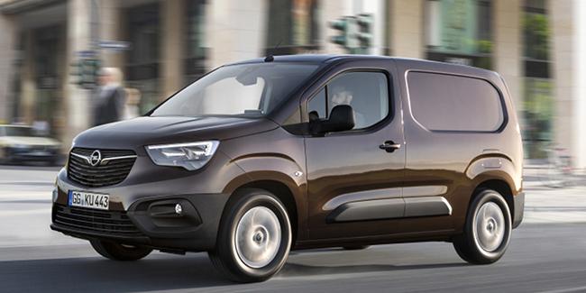 Leasing Opel Combo en LOA ou LLD