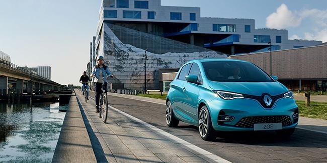 Leasing Renault Zoé en LOA ou LLD