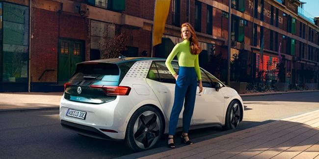 Leasing Volkswagen ID.3 en LOA ou LLD