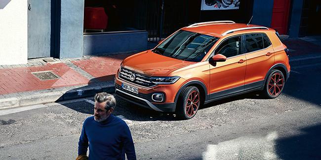 Leasing Volkswagen T-Cross en LOA ou LLD