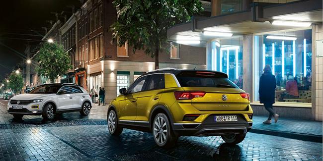 Leasing Volkswagen T-Roc en LOA ou LLD